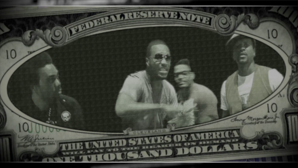 Voicemail - 'My Money' - Screenshot