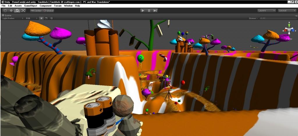 Swobbels ingame screenshot