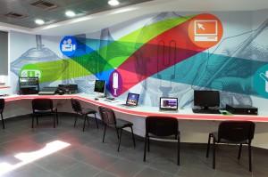 Creative Media Area