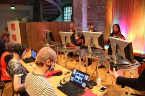 ICCMR's brain-computer music interfacing with a string quartet at MTF London