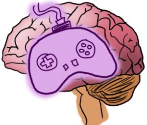 THERAPIE Abb. 1 Welchen Einfluss haben Videospiele auf unser Gehirn