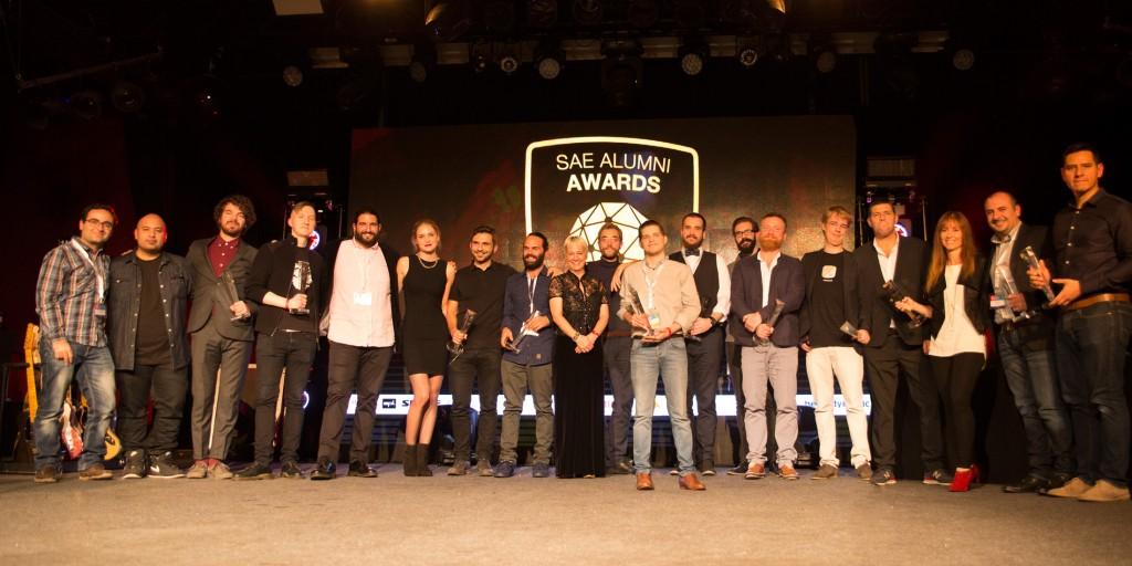 SAE Alumni Awards Winners 2015