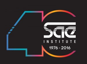 40yrs SAE Logo_black bgrd