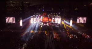Linkin Park Stage