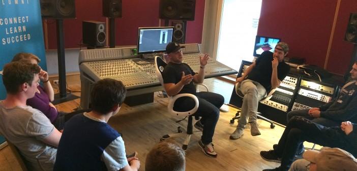Meet the Professionals mit Hardstyle Producer / DJ General Guyble von Shockbeat aus Amsterdam
