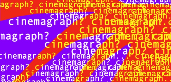 Welcome to the world of cinemagraphs!