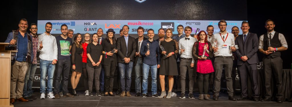 SAE Alumni and Students Awards 2016 - The Winners