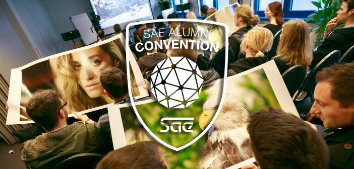 Trendshow für Startups und Medienmacher: SAE Alumni Convention 2017 in Köln