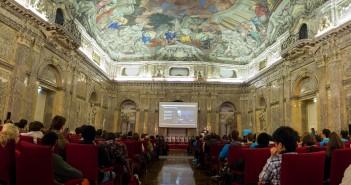 Vortragssaal der österreichischen Akademie der Wissenschaften in Wien