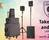 Win the LAX AGiLi-T1 at the SAE Alumni Convention!