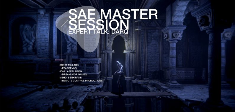 "Master Session ""Darq"""