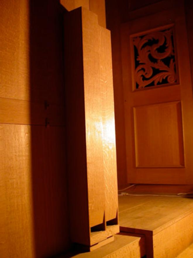 Abbildung 03 - Totentrommel der Arp-Schnitger-Orgel