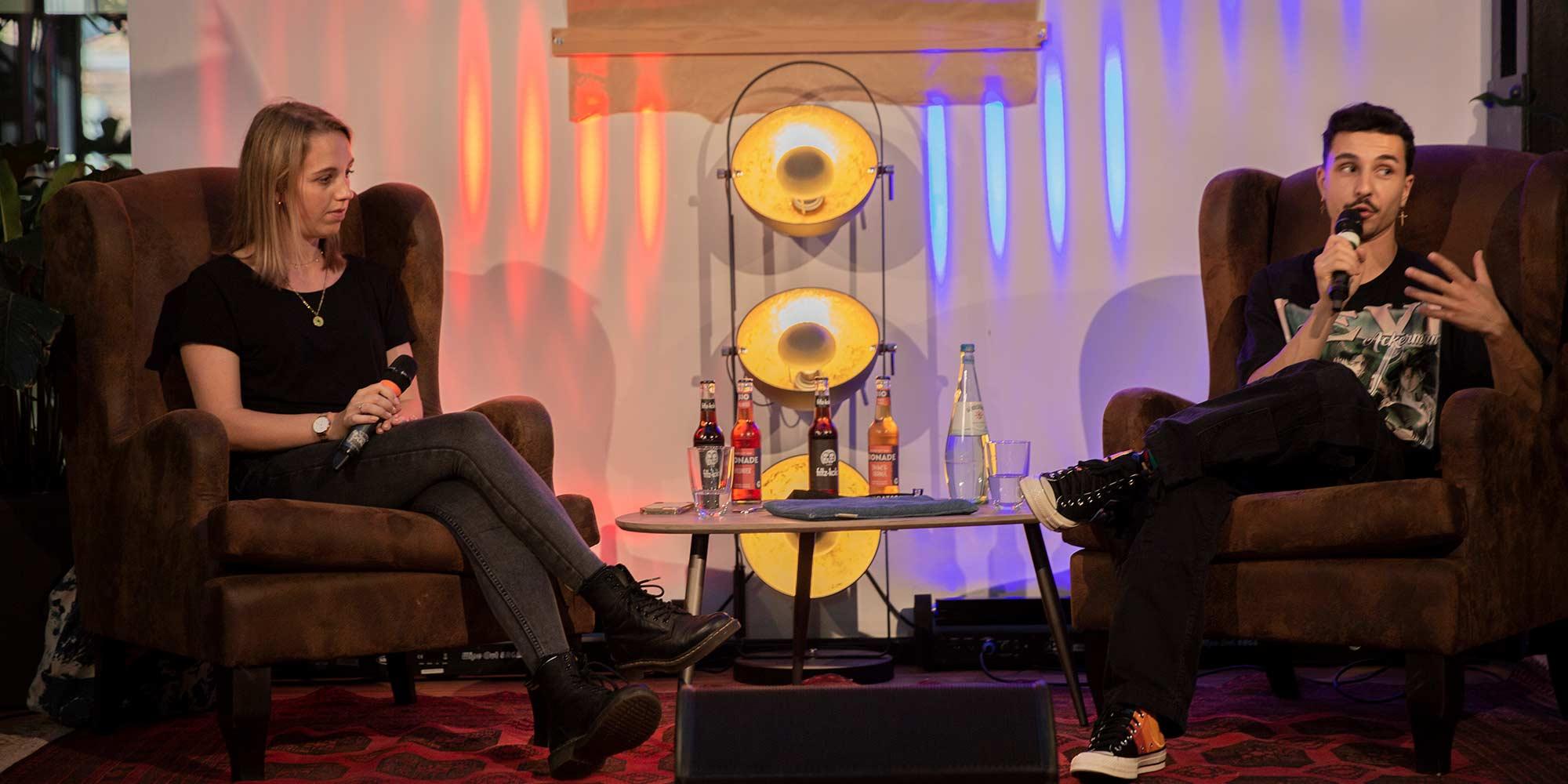 """Music Business Live Event """"Meet The Professionals"""" mit Katrin Fuhrmann ehemalige Artist-Managerin von EDM-Profi Felix Jaehn"""