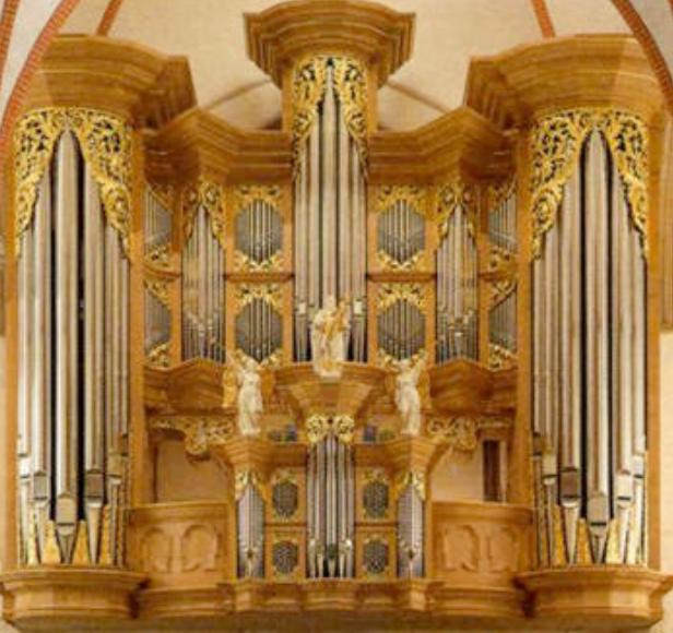 Arp-Schnitger-Orgel in Hamburg
