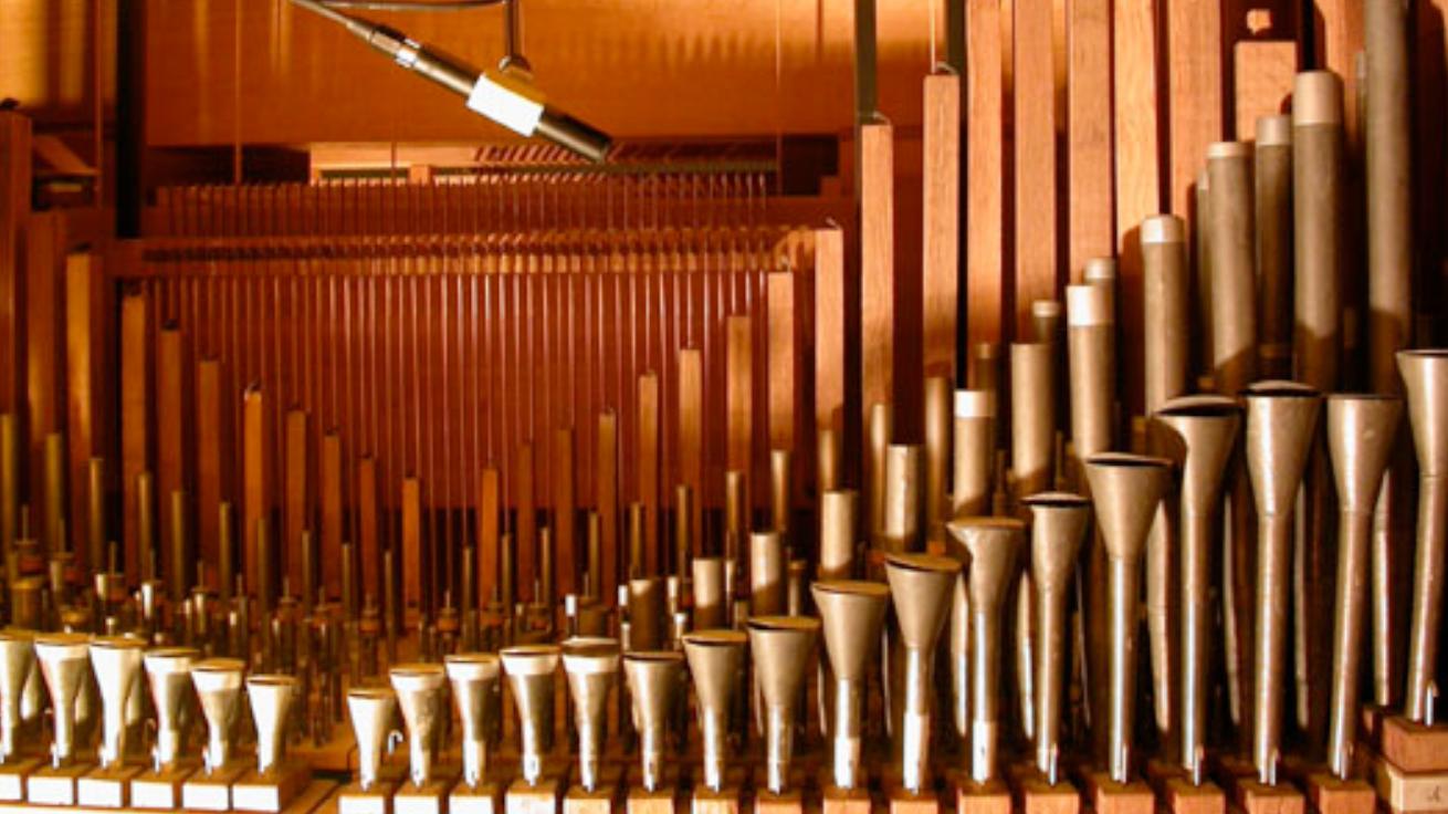 Absamplen einer Orgel zur Verwendung als virtuelles Instrument