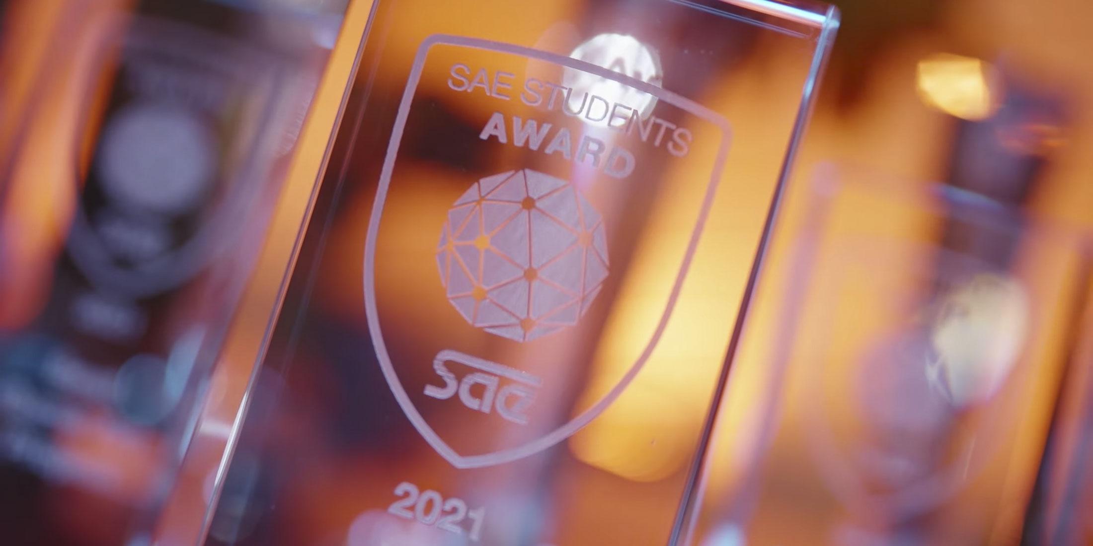 SAE Awards 2021: the winners!